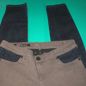 Euc kut from the Kloth indigo and grey size 4
